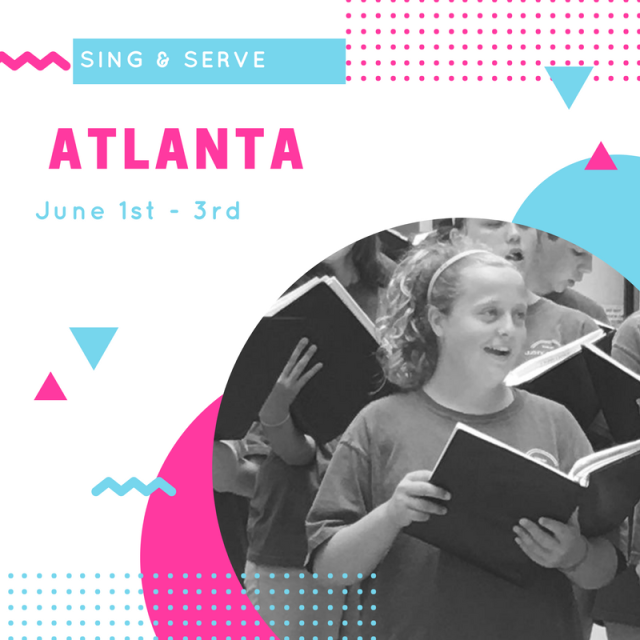Sing and Serve Atl